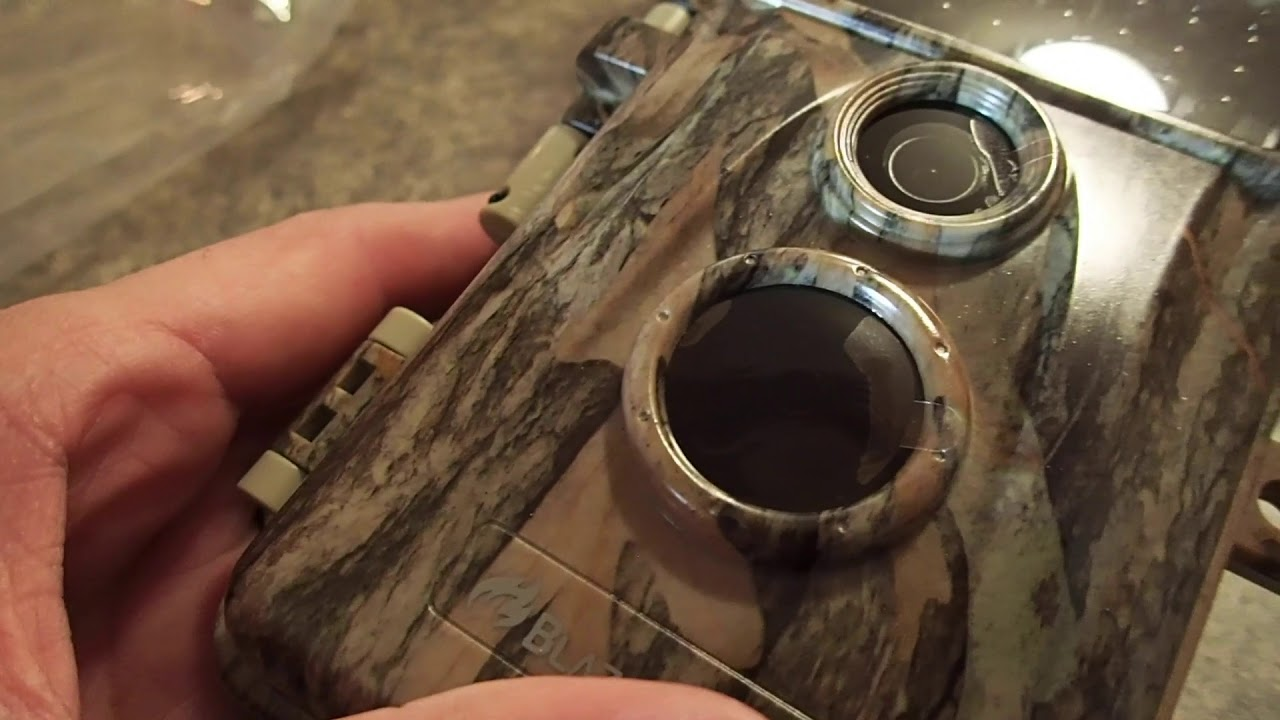BlazeVideo Game / Trail Cam Unboxing and Review
