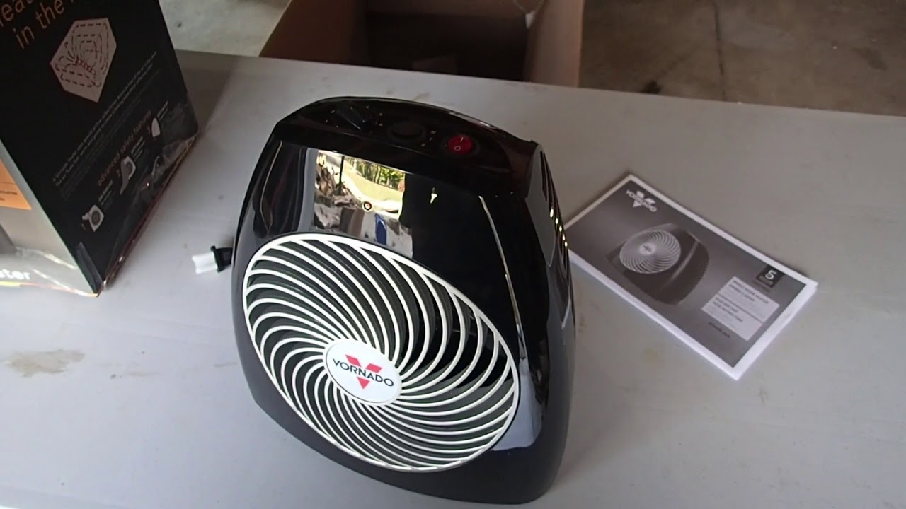 Vornado MVH Space Heater